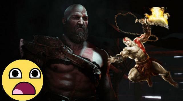 ¡¡¡'God of War' regresa con nuevo juego!!!