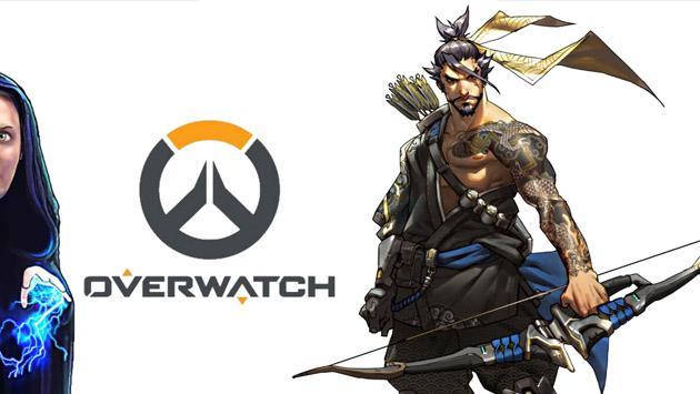 La manera en que este jugador usa a Hanzo en 'Overwatch' te dará envidia [VIDEO]