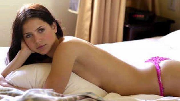 ¡Así luce la protagonista de 'La presencia de Anita' a los 34 años!