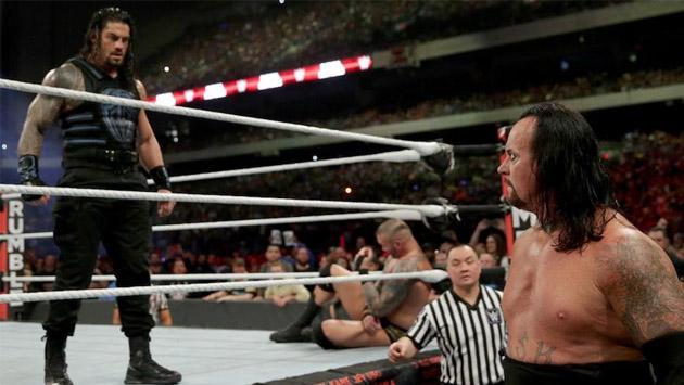 La reacción de los fans de WWE cuando Roman Reigns ingresó al Royal Rumble 2017 [VIDEO]