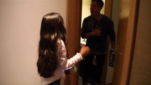 La tierna sorpresa de Chyno Miranda para una niña que superó el cáncer [VIDEO]
