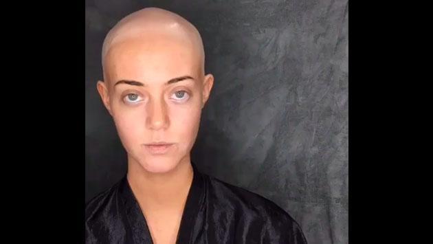 Modelo impactó en Instagram por mostrar cómo se ve en realidad [VIDEO]