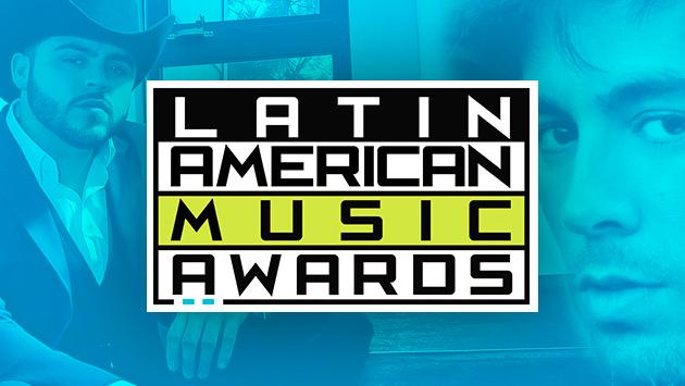 Nicky Jam, Enrique Iglesias y los demás nominados a los Latin American Music Awards 2016