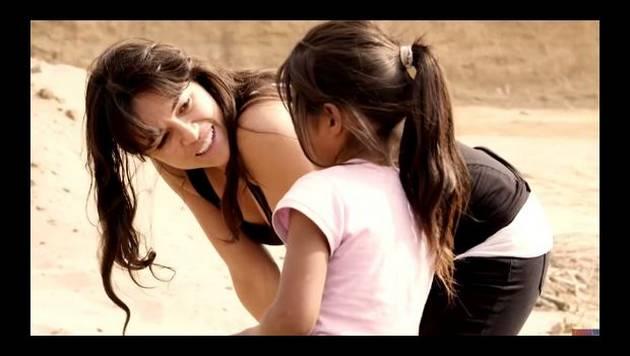Michelle Rodríguez de Fast and Furious estuvo en Perú y lloró por la pobreza