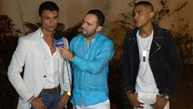 ¡Lil Silvio & El Vega la rompieron en los Premios India Catalina!