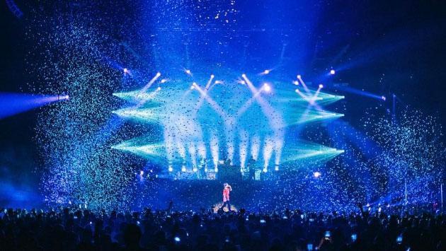 Lo mejor de J Balvin y su concierto en Puerto Rico junto a Arcángel y más [FOTOS Y VIDEO]