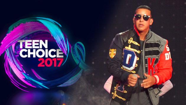 Los Teen Choice Awards aguardan a Daddy Yankee con este premio