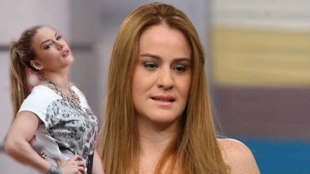 ¡Lourdes Sacín arremetió contra programa que utiliza su apellido para burlarse de Leslie Shaw!