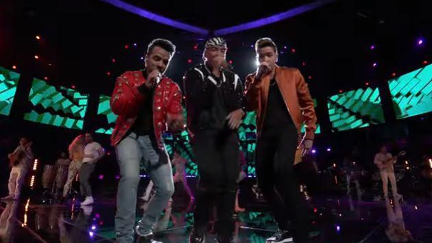 ¡Luis Fonsi y Daddy Yankee cantaron 'Despacito' en la final de The Voice! [VIDEO]