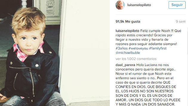 ¡Luisana Lopilato, la recordada 'Mía Colucci' de 'Rebelde Way', vive su peor momento!