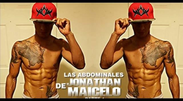 Jonathan Maicelo te enseña a poner duritos tus abdominales para esté más papi