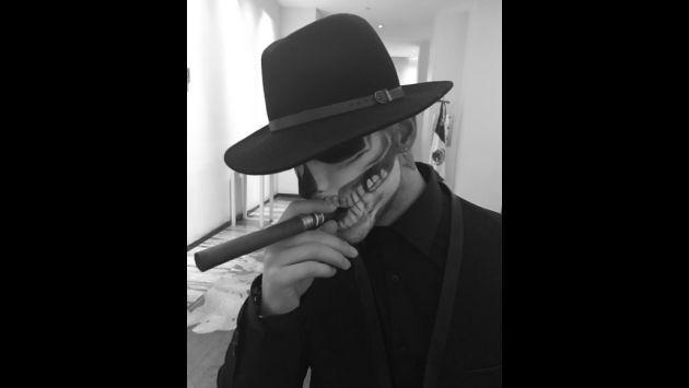 ¿Qué te pareció el disfraz de Halloween de Maluma? [FOTOS]