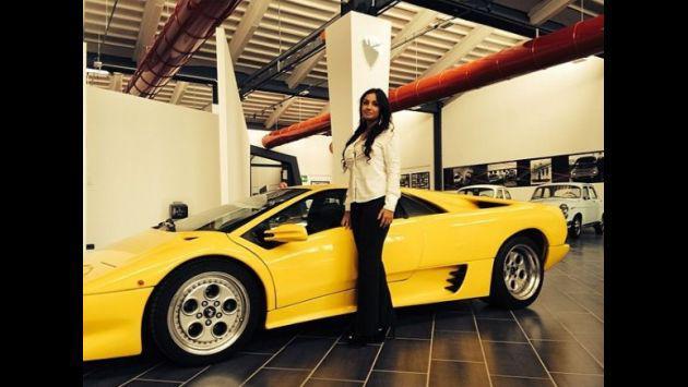 ¡La heredera de la marca de autos Lamborghini le declaró su amor a Maluma y este respondió así!