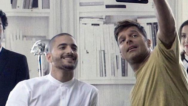 ¡Maluma y Ricky Martin se vuelven a juntar! Aquí toda la información