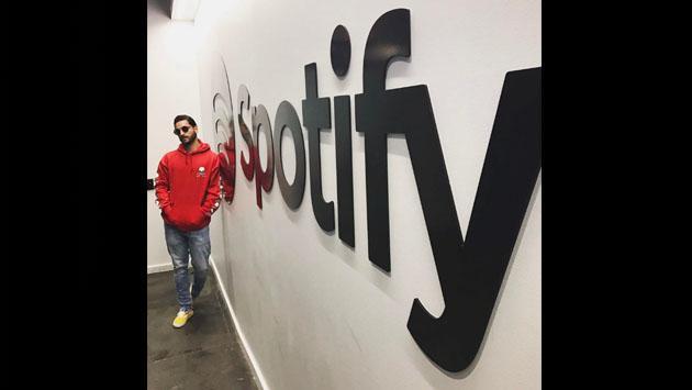 Maluma se pasea por Nueva York antes de su esperado concierto [FOTOS]
