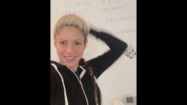 ¡Shakira jugó con sus seguidores antes de revelar el nombre de su tema con Maluma!