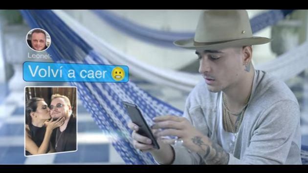 ¿Ya viste el videoclip del tema de Maluma y 'Sin Bandera'?