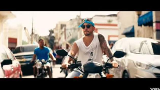 ¡Mira el videoclip de 'Sin contrato' de Maluma!