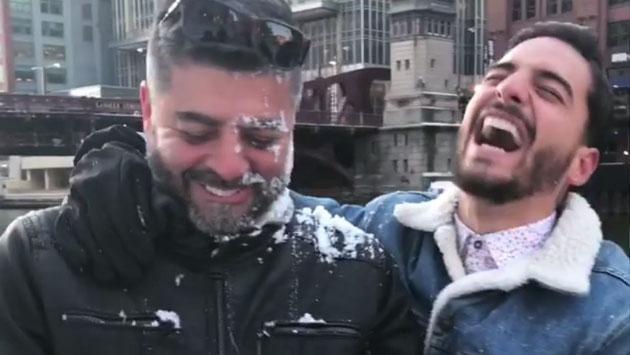 Maluma y su papá enternecen a Instagram con este video