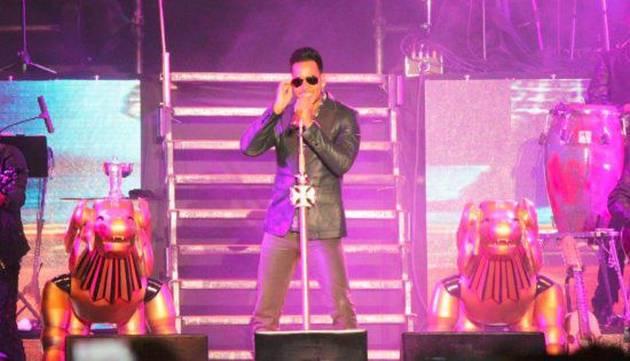 ¡Romeo Santos y Marc Anthony en concierto en Lima!