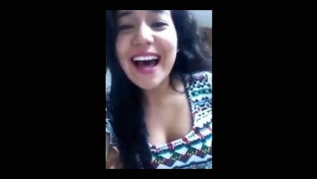 Marianita canta sexy