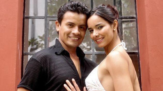 ¡Uy! Actriz y bailarina peruana denunció a su esposo por maltrato físico