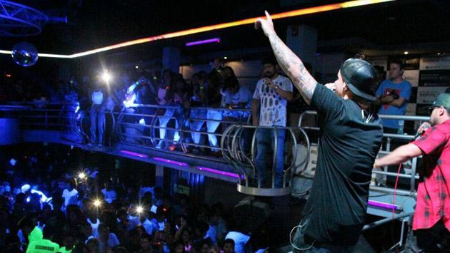 Mario Hart y su concierto en Huaycán [FOTOS Y VIDEO]