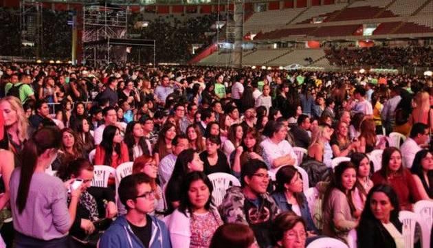 Todo sobre el concierto Mega Estrellas Latinas 2015