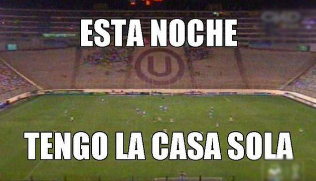 Memes: Universitario de Deportes empató con Alianza Atlético
