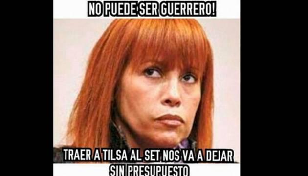 Memes del encuentro entre Tilsa Lozano y Magaly Medina