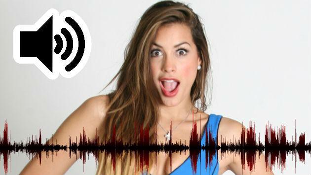 ¡Uyuyuy! Difunden conversación sobre Milett Figueroa y 'propuesta indecente' [AUDIO]