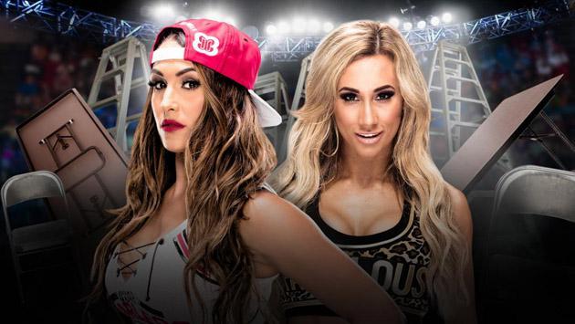 Mira la cartelera de TLC 2016, nuevo evento de WWE [FOTOS]
