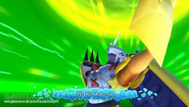 Mira las primeras imágenes de 'Digimon World: Next Order' en PlayStation 4