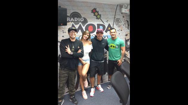 ¡MODA recibió la visita de estos artistas por su aniversario!