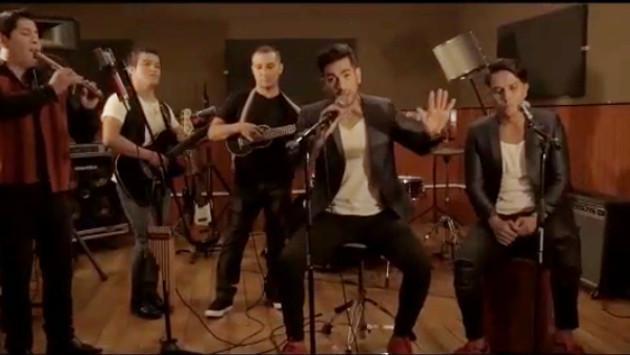 ¡Nacho compartió esta versión peruana de su tema 'Báilame'! [VIDEO]