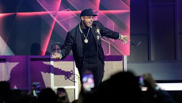 ¡Nicky Jam arrasó en los Premios Billboard de la Música Latina!