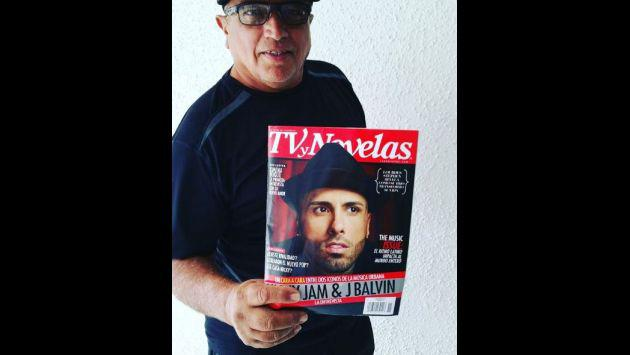 ¡Nicky Jam comparte foto de su padre con este mensaje!