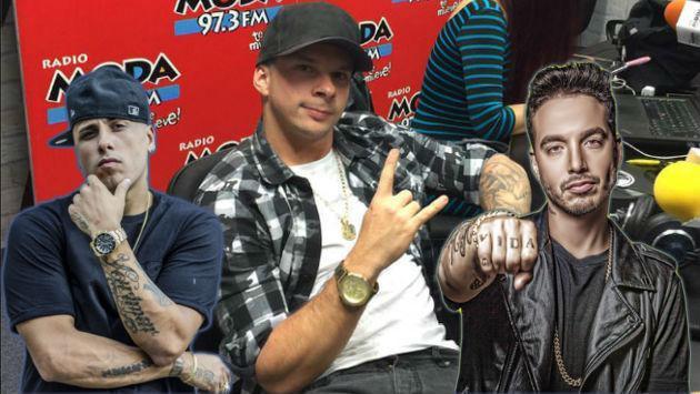¡Mario Hart sueña con grabar tema con Nicky Jam y J Balvin!