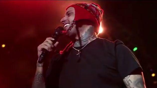 ¡Nicky Jam le dedicó este video a Perú tras el Juntos en concierto 9!