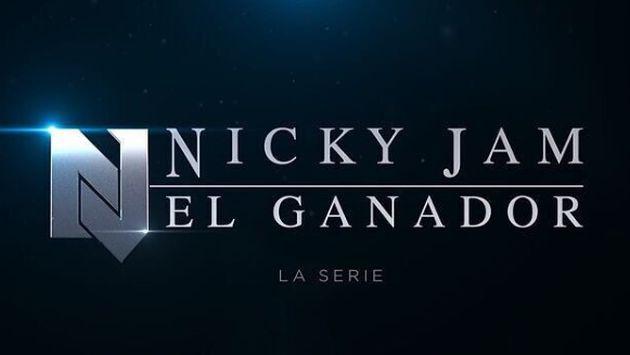 Así promociona Telemundo la serie de Nicky Jam