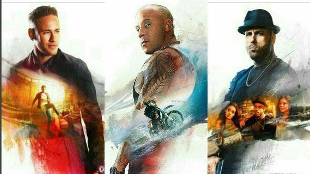 ¡Mira el nuevo avance de la película con Nicky Jam, Vin Diesel y Neymar!
