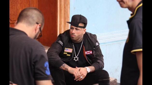 Nicky Jam y Wisin graban video de 'Si tú la ves' en este país [FOTOS]