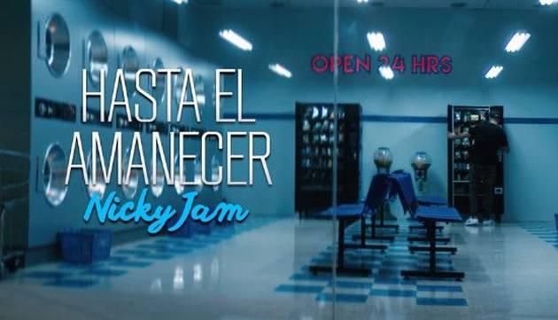 Nicky Jam lanzó video de 'Hasta el amanecer': Míralo aquí