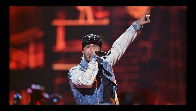 ¡Checa a Nicky Jam improvisando! [VIDEO]