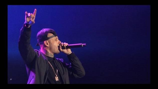 Nicky Jam alborotó a chalacos en el Festival Chim Pum Callao
