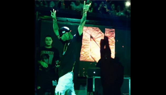 Resumen: Nicky Jam este fin la rompió en Perú