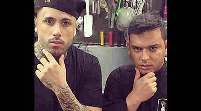 ¿Nicky Jam y Tito se dejan la música por la cocina?