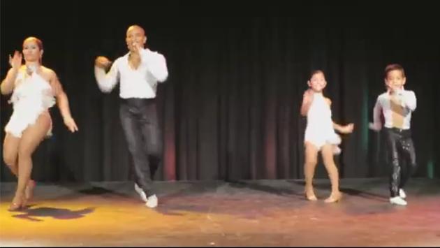 ¡Estos niños retaron a sus profesores a un duelo de baile y esto pasó! [VIDEO]