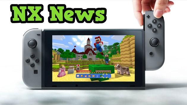 Nintendo Switch hará con 'Minecraft' lo que ningún otro dispositivo pudo hasta ahora