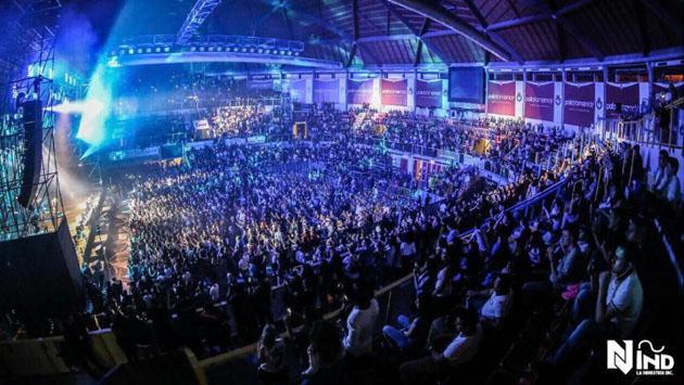 No te quedes sin ver el concierto de Nicky Jam en Milán, Italia [FOTOS Y VIDEO]